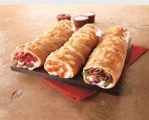 Pizza Hut has launched the P'Zolo.