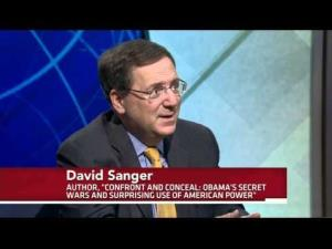 New York Times reporter David Sanger is defending himself from accusations he used leaked information from the White House that endangered national security.