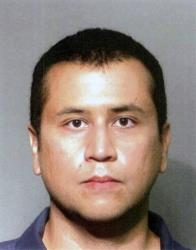 This booking photo provided by the Seminole County Sheriff's Office shows George Zimmerman.