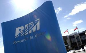 The flags at Research In Motion headquarters in Waterloo, Ontario may be at half-mast before the year is out.
