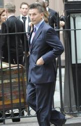 Billy Baldwin arrives at St. Patricks Old Cathedral for the wedding of Alec Baldwin and Hilaria Thomas, Saturday, June 30, 2012 in New York.