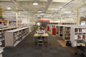 A view of the McAllen Public Library, from its website.