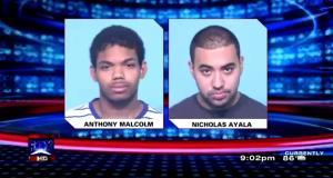 Anthony Malcolm and Nicholas Ayala have also both been charged.