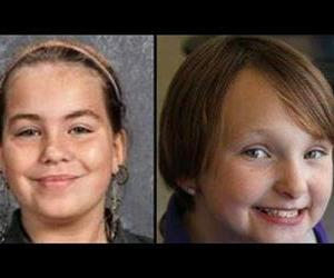 Cousins Lyric Cook, 10, and Elizabeth Collins, 8, have been missing since Friday The girls were last seen on their bicycles in Evansdale, Iowa.