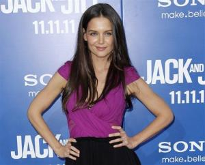 Katie Holmes will star in the comedy 'Dead Accounts' this fall.