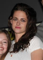 Kristen Stewart attends The Twilight Saga: Breaking Dawn - Part 2 Panel at Comic-Con on Thursday, July 12, 2012, in San Diego.