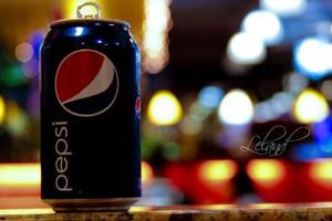 Pepsi, please!