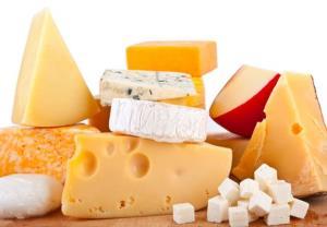 Mmmm, cheese.
