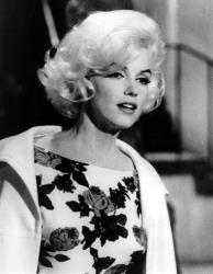 Marilyn Monroe is shown on the set of her last movie, Something's Got To Give, in Hollywood, Ca., in this April 1962, file photo.