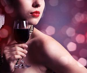 A sensible amount of wine will help keep a woman's bones healthy, a new study suggests.