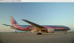 The Boeing 777 had more than 250 people on board when it almost collided with the military plane soon after takeoff.