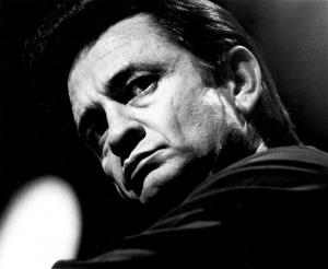 In this 1969 file photo, country singer Johnny Cash is photographed at an unknown location.