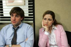 Jim and Pam, circa 2006.