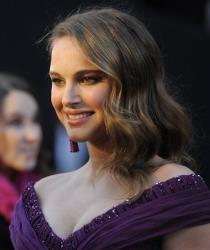 Actress Natalie Portman arrives before the 83rd Academy Awards on Sunday, Feb. 27, 2011, in the Hollywood section of Los Angeles.
