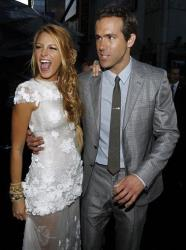Blake and Ryan make the scene at the premiere of 'Green Lantern' in Los Angeles last year.