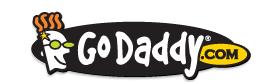 GoDaddy's logo.