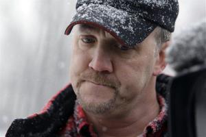 A 2010 file photo of Bradley Birkenfeld.
