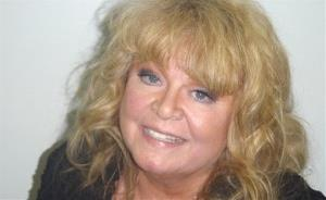 This booking photo released by the Ogunquit, Maine, Police Department shows actress Sally Struthers.