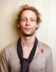This Sept. 14, 2011 file photo shows actor Johnny Lewis posing for a portrait during the 36th Toronto International Film Festival in Toronto, Canada.