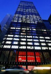 JPMorgan vows to fight the suit.