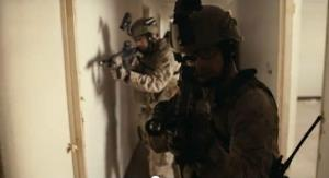 A screenshot from the trailer for Codename: Geronimo, which has been renamed, Seal Team Six: The Raid on Osama Bin Laden.