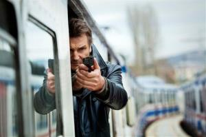This image released by 20th Century Fox shows Liam Neeson in a scene from Taken 2.