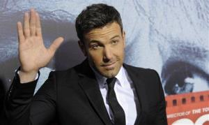 Ben Affleck, director, producer and a cast member of the film Argo, waves at the premiere of the film at The Academy of Motion Picture Arts & Sciences on Oct. 4, 2012, in Beverly Hills, Calif.