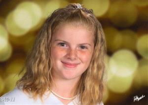In this undated photo released by the Clayton, N.J. Police Department missing Autumn Pasquale, 12, of Clayton, N.J. is shown Authorities say Autumn Pasquale was last seen on her white bicycle on West High Street in Clayton at 12:30 p.m. Saturday, Oct. 20, 2012. Her family...