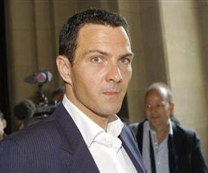 In this June, 4  2012 file photo, French trader Jerome Kerviel arrives at the Paris courthouse.