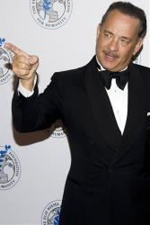 Honoree Tom Hanks attends The Elie Wiesel Foundation For Humanity's Arts for Humanity Gala on Wednesday, Oct. 17, 2012  in New York.