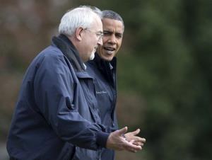 President Barack Obama and FEMA administrator Craig Fugate walk from the White House to Marine One, Wednesday, Oct. 31, 2012, in Washington.
