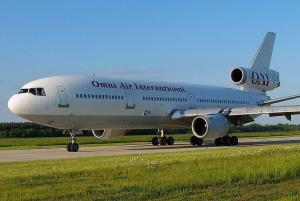 Omni Air is a charter airline based in Oklahoma.