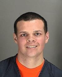 This photo provided by Napa County Sheriff's Office shows Kevin Michael Hagan, who was arrested Wednesday, Nov. 7, 2012.