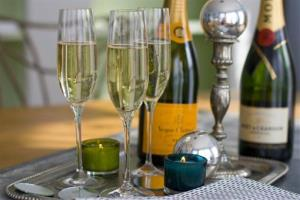 This year's Champagne harvest was awful, thanks to wet weather.