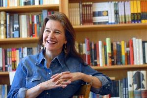 Author Louise Erdrich.
