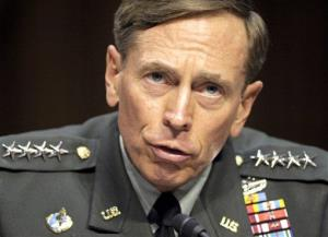 Gen. David Petraeus in a file photo.
