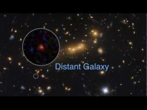 Scientists have found the most distant galaxy yet seen in the universe, the 13.3-billion-year-old MACS0647-JD.