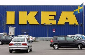 This is a 2006 file photo of an IKEA furniture store in Duisburg, western Germany.