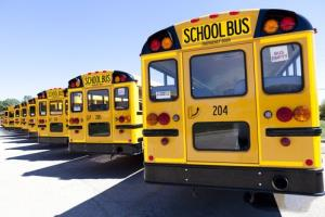 A student was shot on a school bus near Miami.