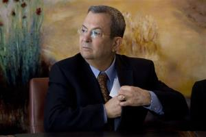 In this Monday Jan. 17, 2011 file photo, Israeli Defense Minister Ehud Barak attends a press conference in the Knesset, in Jerusalem.
