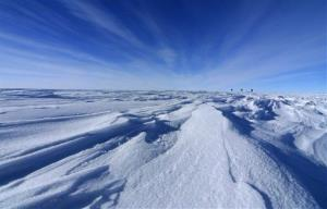 The lake has been sealed off by Antarctic ice for thousands of years.