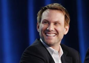 Actor Christian Slater tried very hard to vote this year.