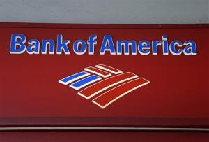 A Bank of  America branch in downtown Miami.