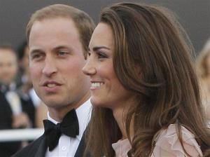 Britain's Prince William, the Duke of Cambridge,  and his wife Kate, Duchess of Cambridge arrive at a charity event for Absolute Return for Kids, ARK, in  London, in this June, 9, 2011 file photo.