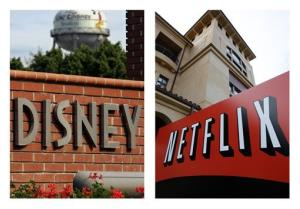 Netflix's video subscription service has trumped pay-TV channels and grabbed the rights to show Disney movies shortly after they finish their runs in theaters.