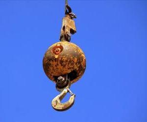 Wrecking balls need an 'undo' button.