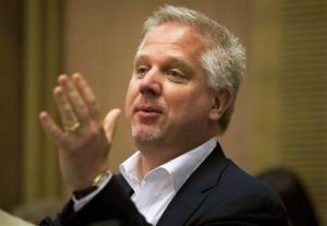 Glenn Beck speaks in the Knesset, Israel's parliament, in Jerusalem, in this 2011 file photo.