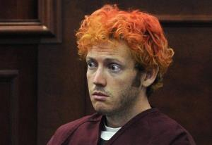 In this July 23, 2012 file photo, James Holmes appears in Arapahoe County District Court in Centennial, Colo.