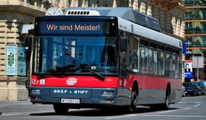 A bus driver in Vienna found a forgotten bag on his bus containing more than $500,000.