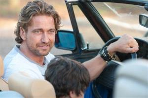 Gerard Butler in a scene from Playing for Keeps.